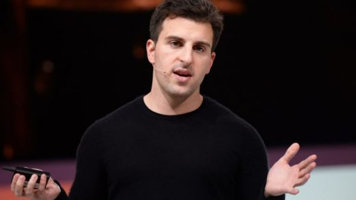 CEO Airbnb Bryin Chesky