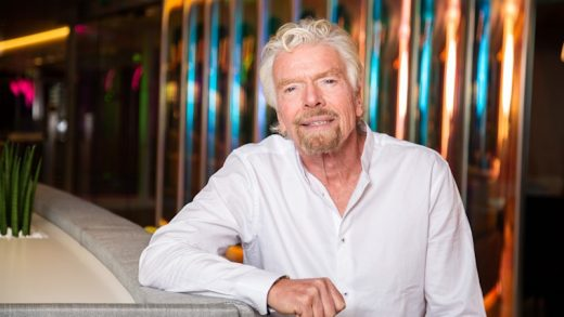 Branson Richard Milliardery