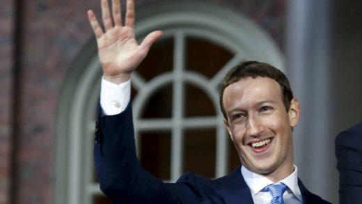 Mark Zuckerberg SoftBank