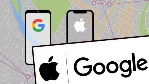 Apple and Google Coronavirus