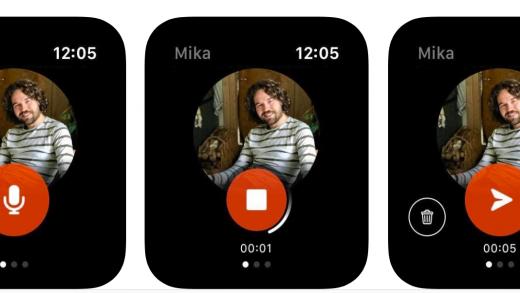 Facebook Apple Watch