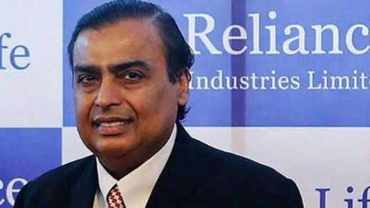 Mukesh Ambani Mark Zuckerberg Facebook