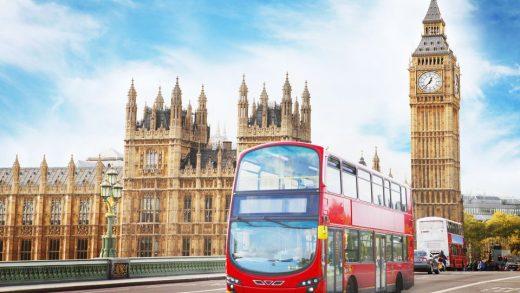 London bus coronavirus COVID-19