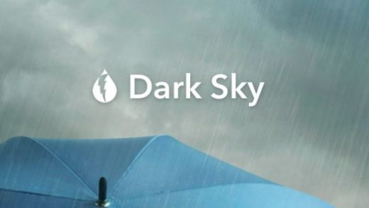 Dark Sky Apple