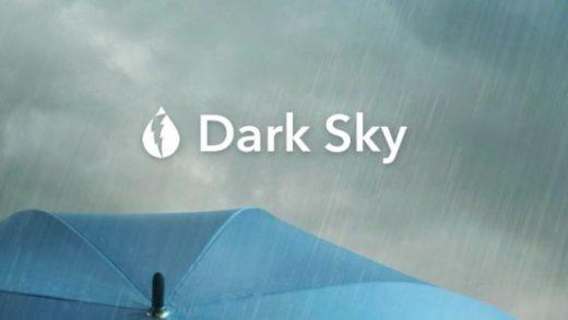 Dark Sky Apple