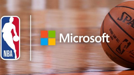 Microsoft NBA Azure Surface
