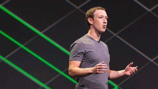 Facebook Oculus Mark Zuckerberg