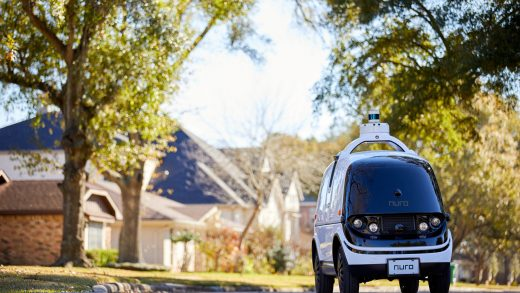 Nuro Driverless Vehicles Become Robot Pack Mules For California COVID-19 Medical Centers