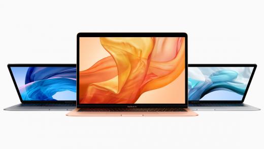 Apple, MacBook