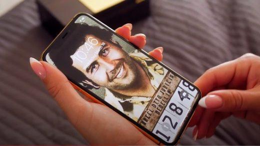 Pablo Escobar Apple