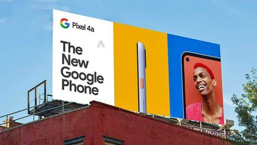 Billboard suggests the Pixel 4a price and design