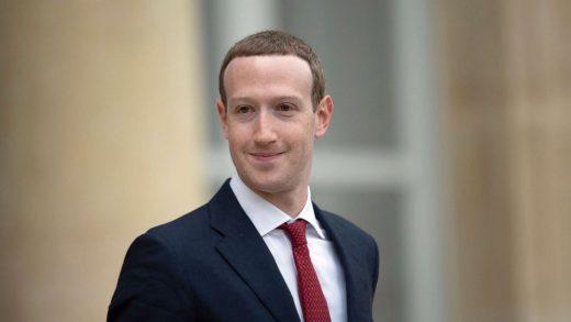 Mark Zuckerberg Twitter Donald Trump's