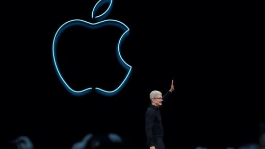 Tim Cook Apple big developer conference where it announces new iPhone, Mac and iPad software will be online-only beginning June 22