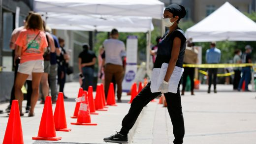 California, Arizona, Florida and Texas all report record spikes in coronavirus cases