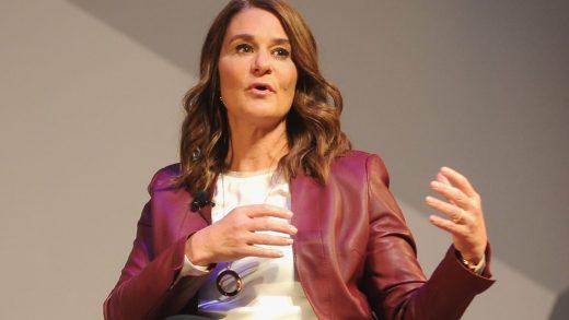 MacKenzie Bezos Melinda Gates