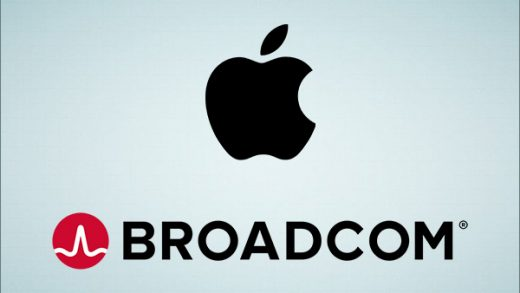 Apple Broadcom