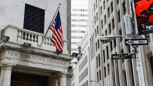 New York financial finance