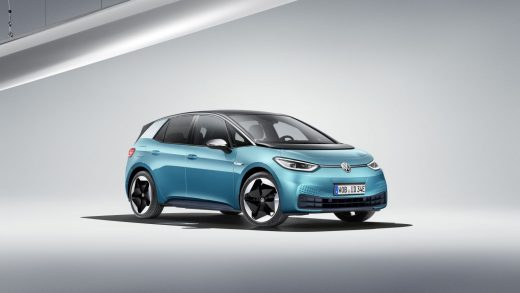 Golfs VW Electric Cars