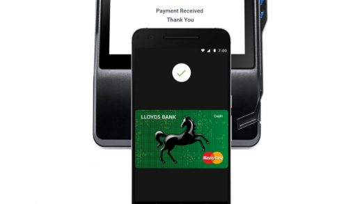 Samsung Pay Card London