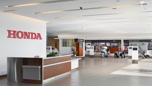 honda office