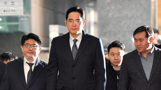 Lee Jae-yong, Samsung Electronics