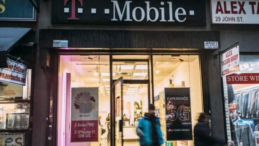 SoftBank T-Mobile