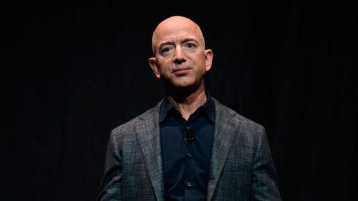 Jeff Bezos coronavirus pandemic