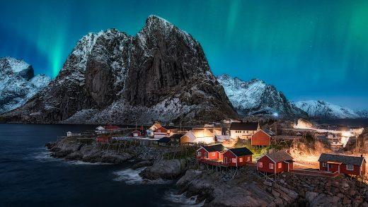 Norway Sweden