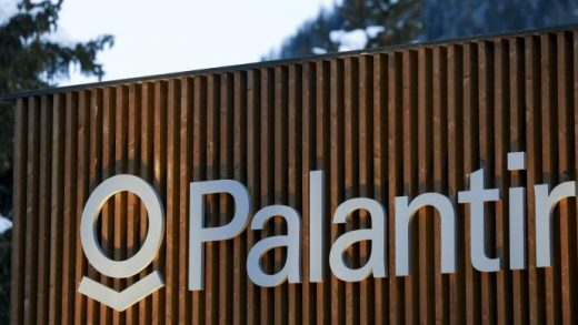 Palantir office