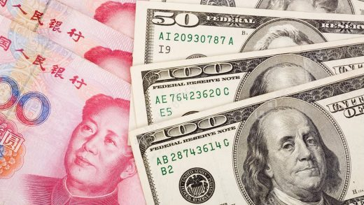 China dollars Bitcoin