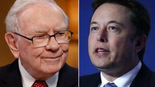 Elon Musk Warren Buffett