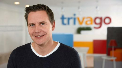 Axel Hefer, CEO of Trivago