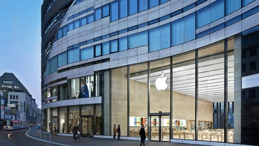 Apple is reportedly pushing retail employees to work from home again as it re-closes stores because of COVID-19 spikes