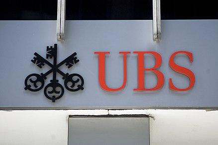 UBS U.S USA Switzerland