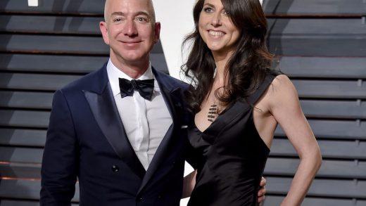 Jeff Bezos MacKenzie Amazon