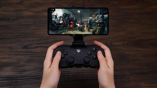 Xbox controller Microsoft xCloud 8BitDo