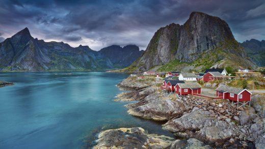 Norway Travel European British