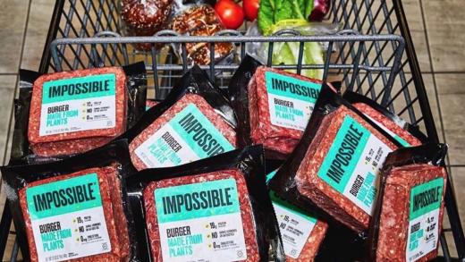 Walmart Impossible Burgers U.S USA
