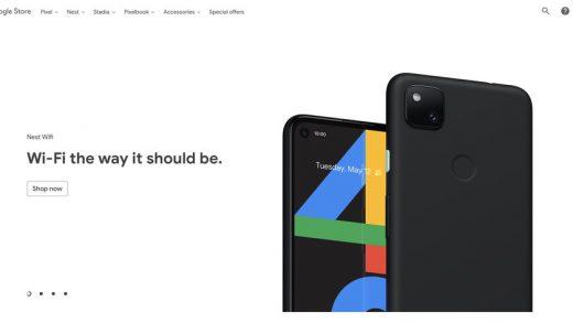 Google's Pixel 4A