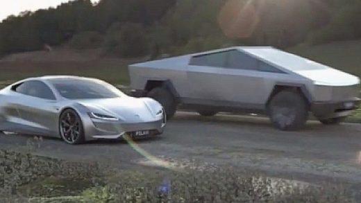 Tesla Cybertruck Electric