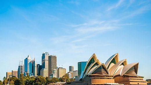Australia Hong Kong's