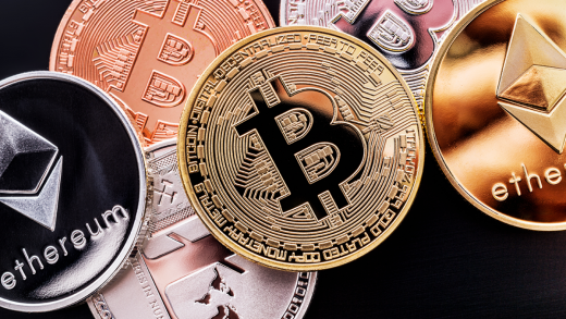 China Crypto Blockchains