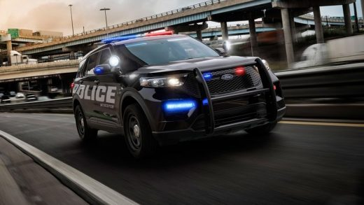 Ford employees ask the company to stop making police cars
