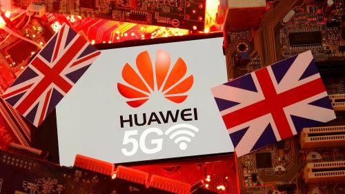 Huawei British 5G