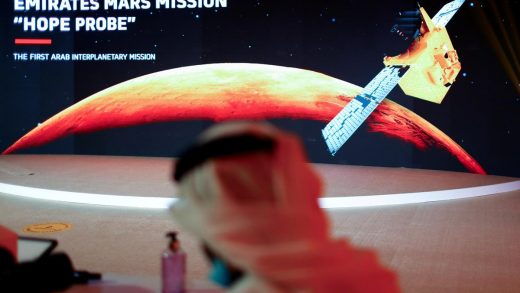 United Arab Emirates Mars Spacecraft Launches On First-Ever Mission To The Red Planet