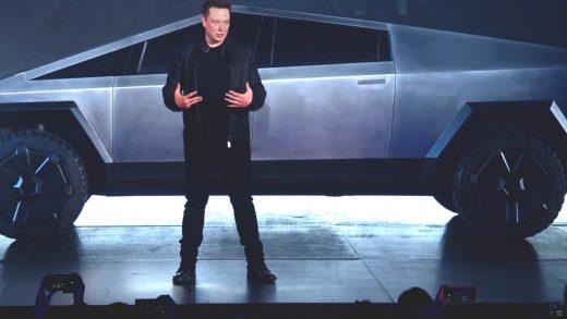 Elon Musk's Tesla Cybertruck