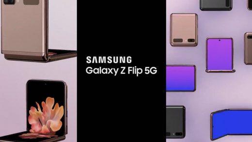 Samsung's 5G Galaxy Z Flip