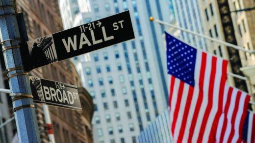 Wall Street Covid-19 pandemic