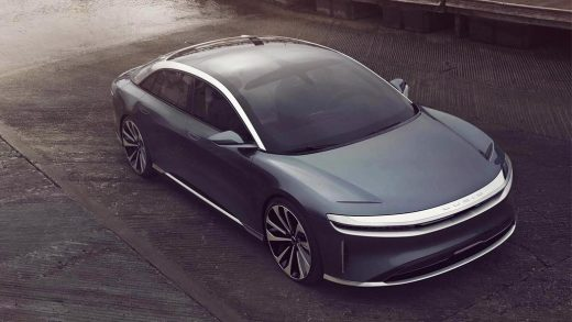 Lucid Air Motors
