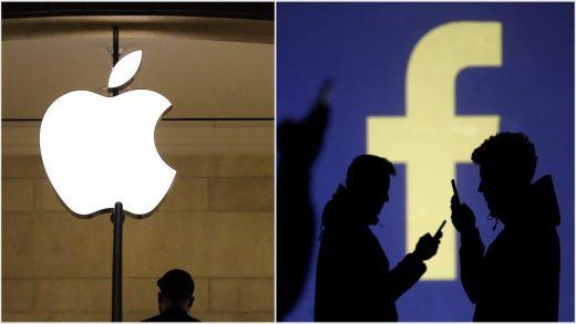 Facebook Apple